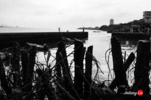 夕陽祭祀|淡水第一漁港|20120529