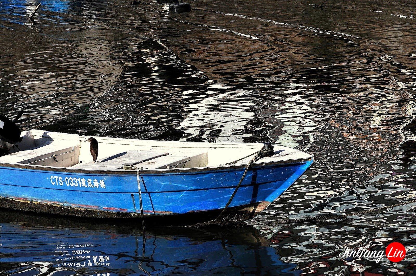 漁船|淡水第一漁港|20120207