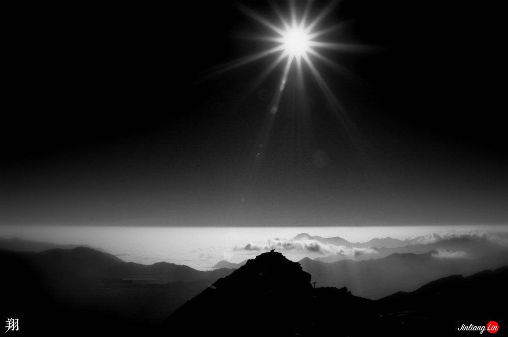 頂峰|玉山|20080101