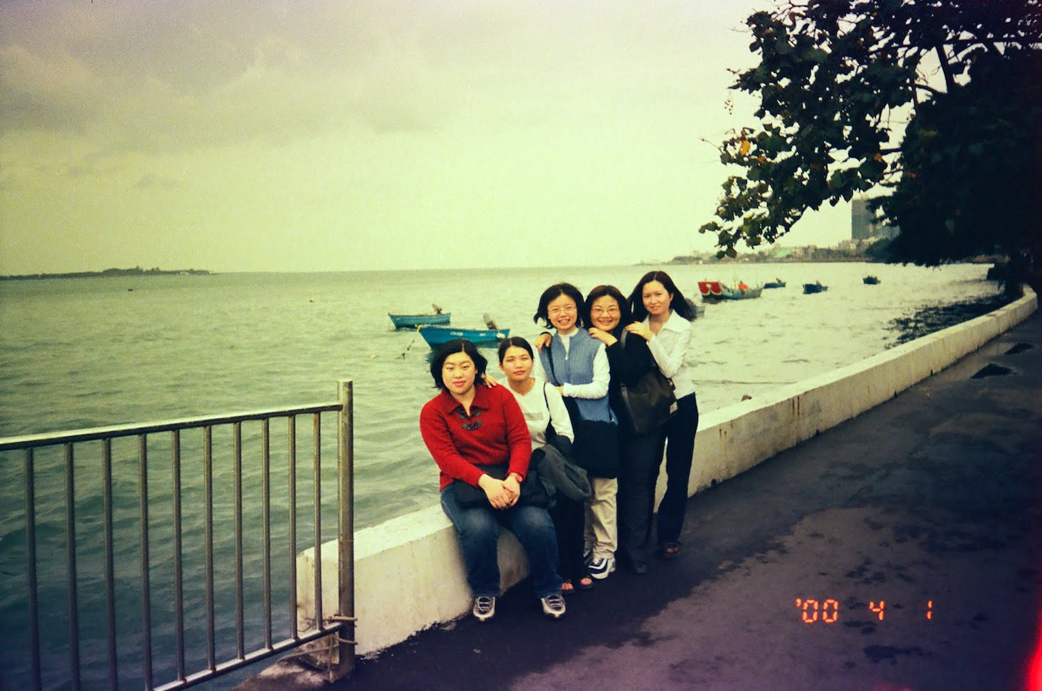 20000305 Whos Girls Travel in Tamsui 11 21