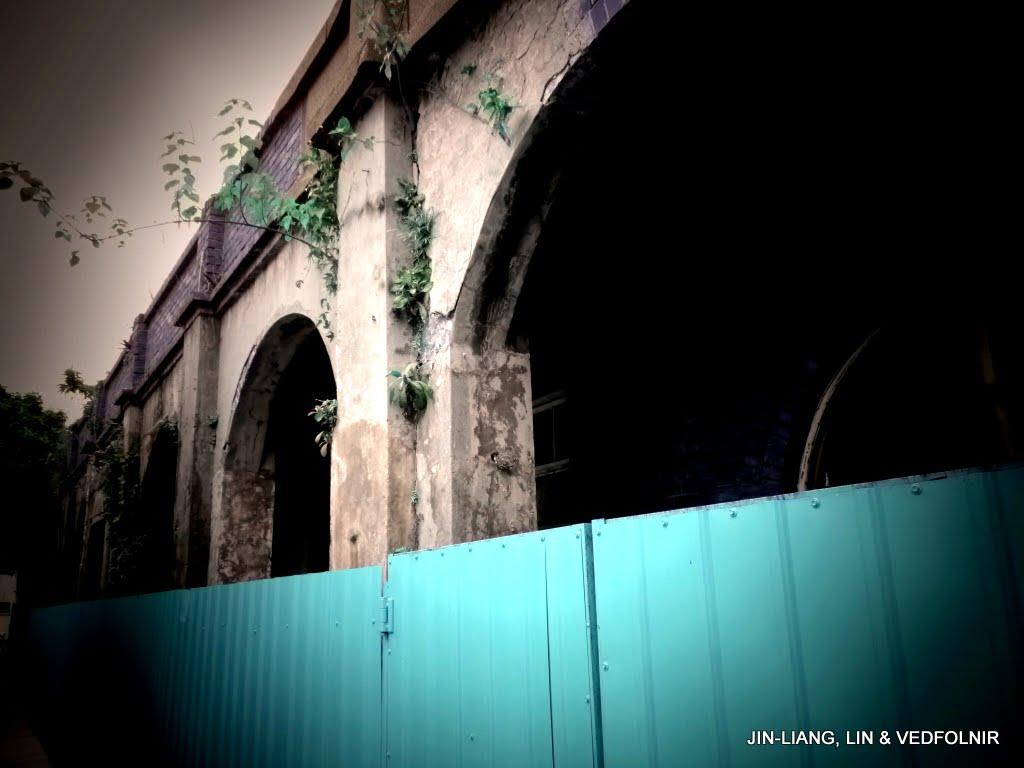 廢墟|淡水老街|20101210