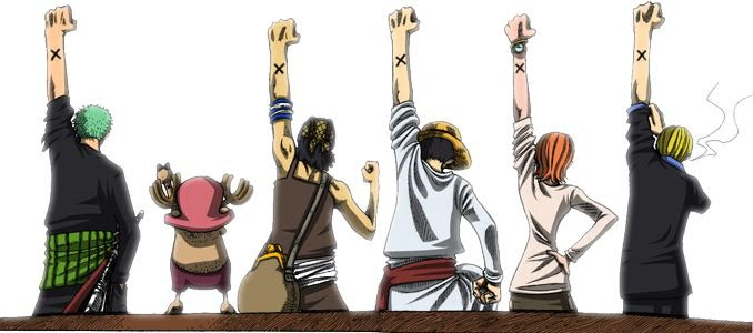 One Piece Companionship Friendship 6