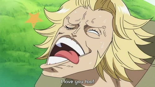 One Piece Wink I love you too 淡水貓中最好色的小橘(舌頭舔舔舔)|百貓物語
