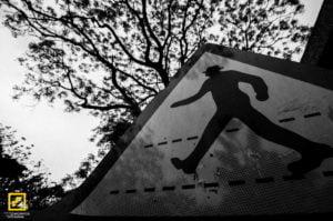 Keep Walking (Image Credits: Jinliang Lin)