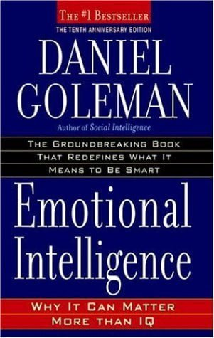 Book Emotional Intelligence EQ 子明 IQ 智商有點低 EQ 情緒智商更低到渣